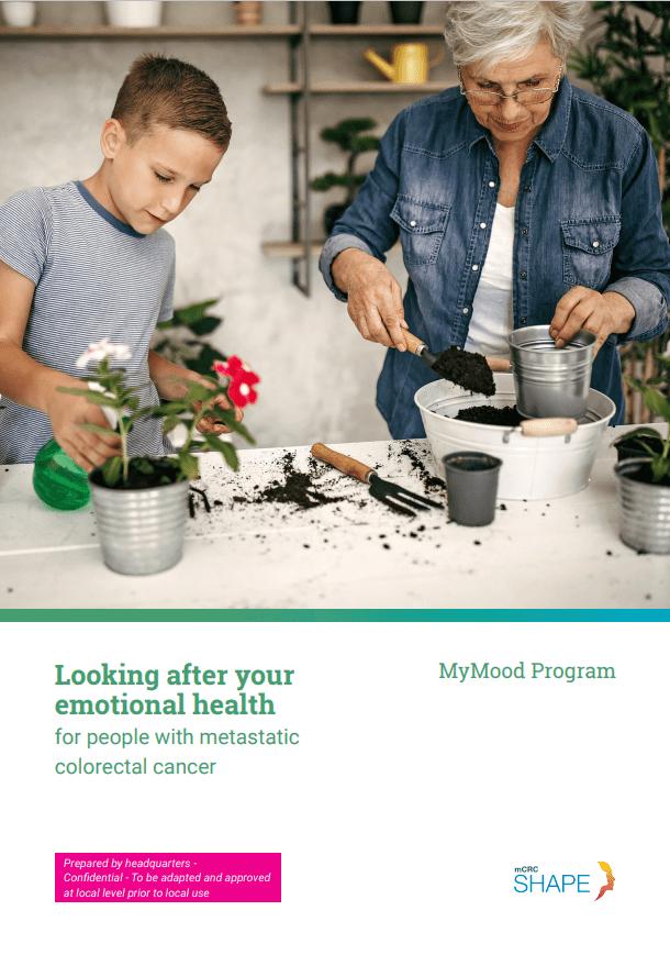 MyMood patient brochure