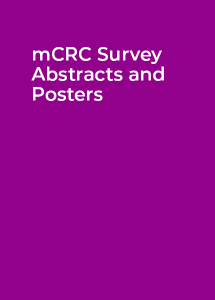 mCRC Survey Abstracts and Posters